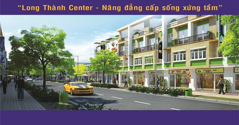 Khu-Do-Thi-Long-Thanh-Center